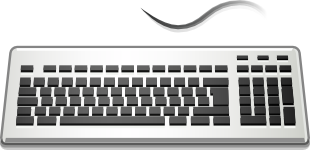 Human gnome dev keyboard